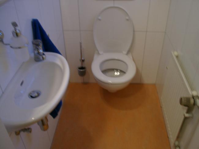 Badsanierung WC